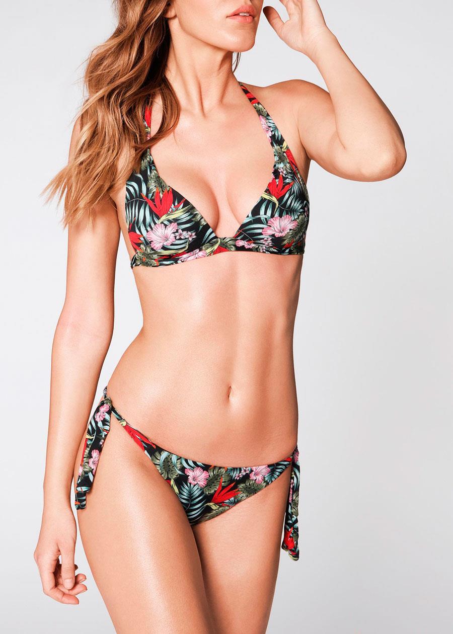 d1f5ec35373 Calzedonia  bikini de flores