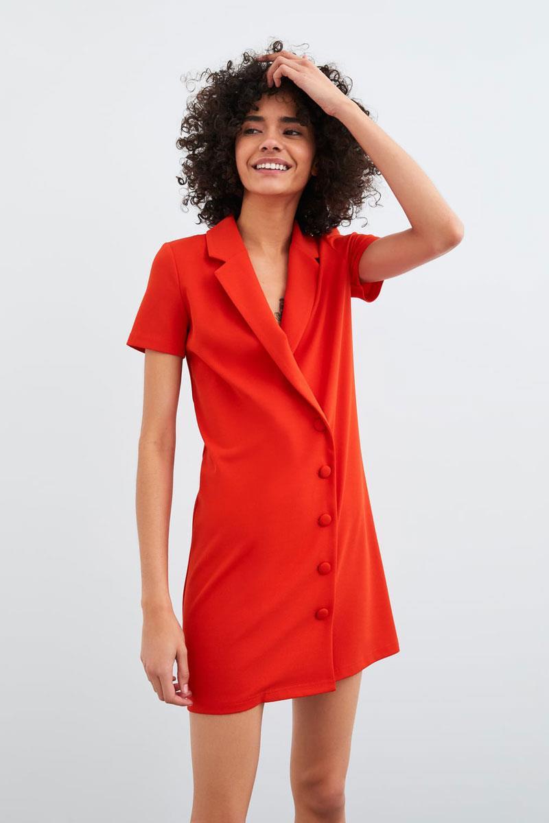 como serch estilo máximo seleccione para el despacho Vestido blazer: 10 vestidos de moda que suben de nivel tu ...