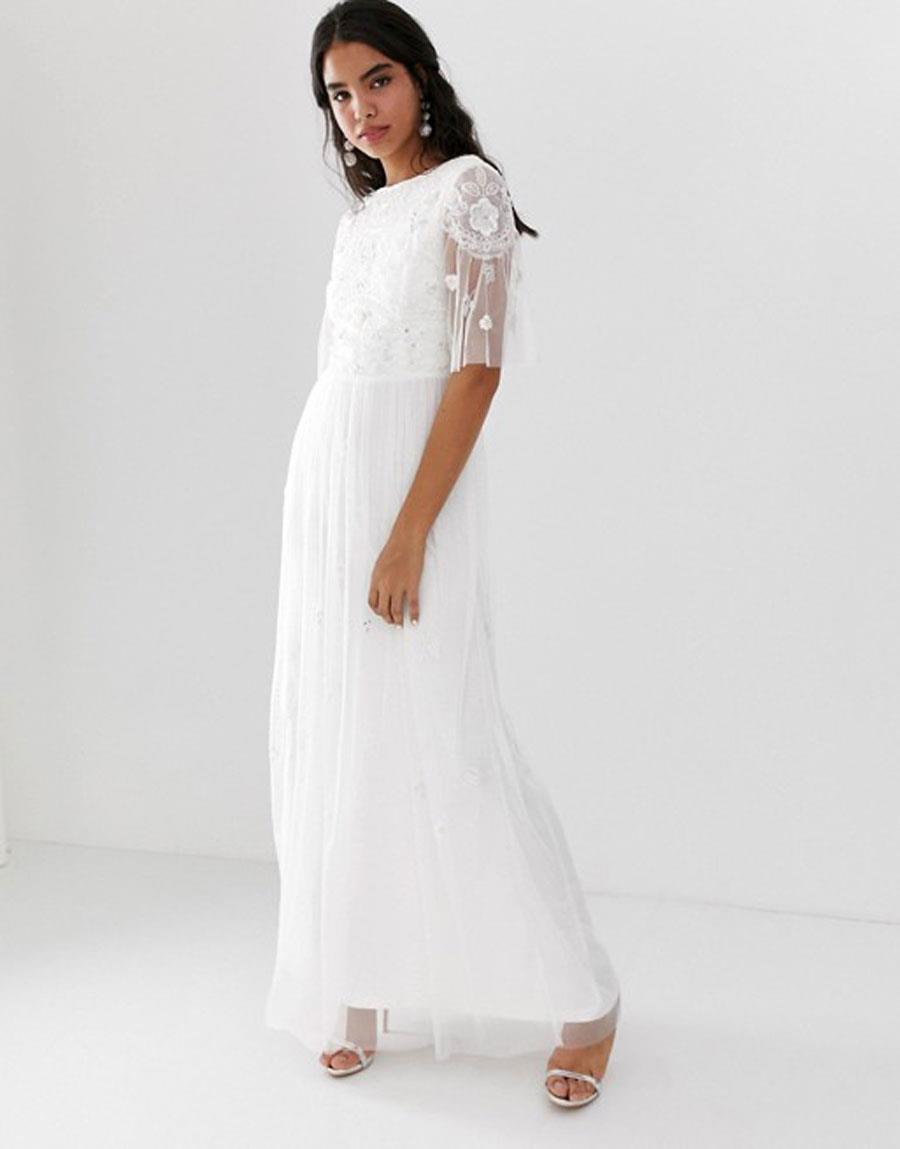 3c7a7bada Vestidos de damas de honor de moda primavera verano 2019 - InStyle