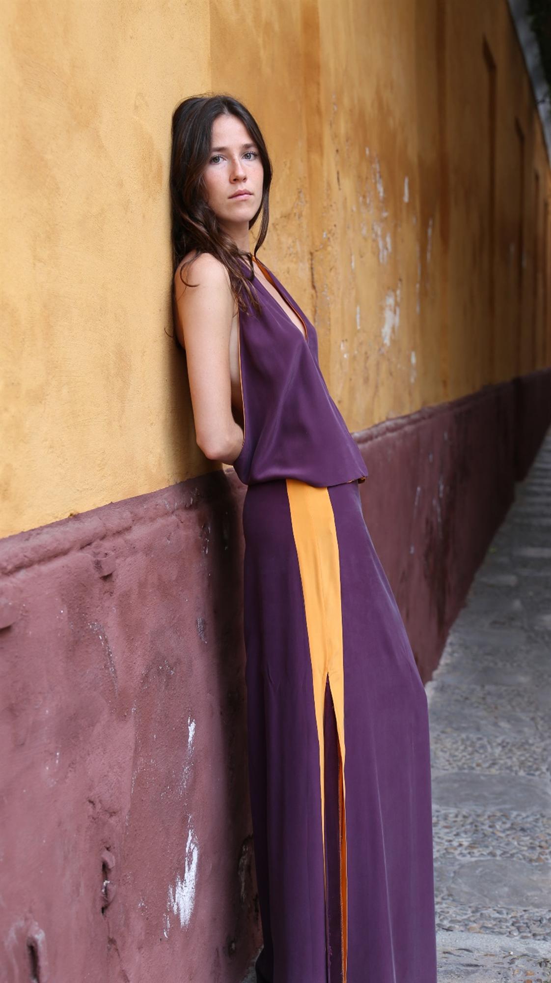 vestidos-invitadas-originales. Vestidos de invitada por encargo b61169ae9ccf
