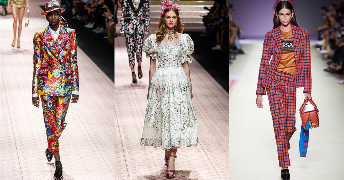 8a3422dd048 Tendencias de moda Primavera-Verano 2019 - InStyle