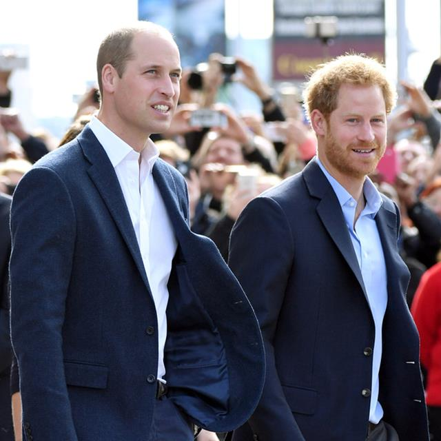 La verdadera mala relación en la 'Royal Family' es entre Harry y William