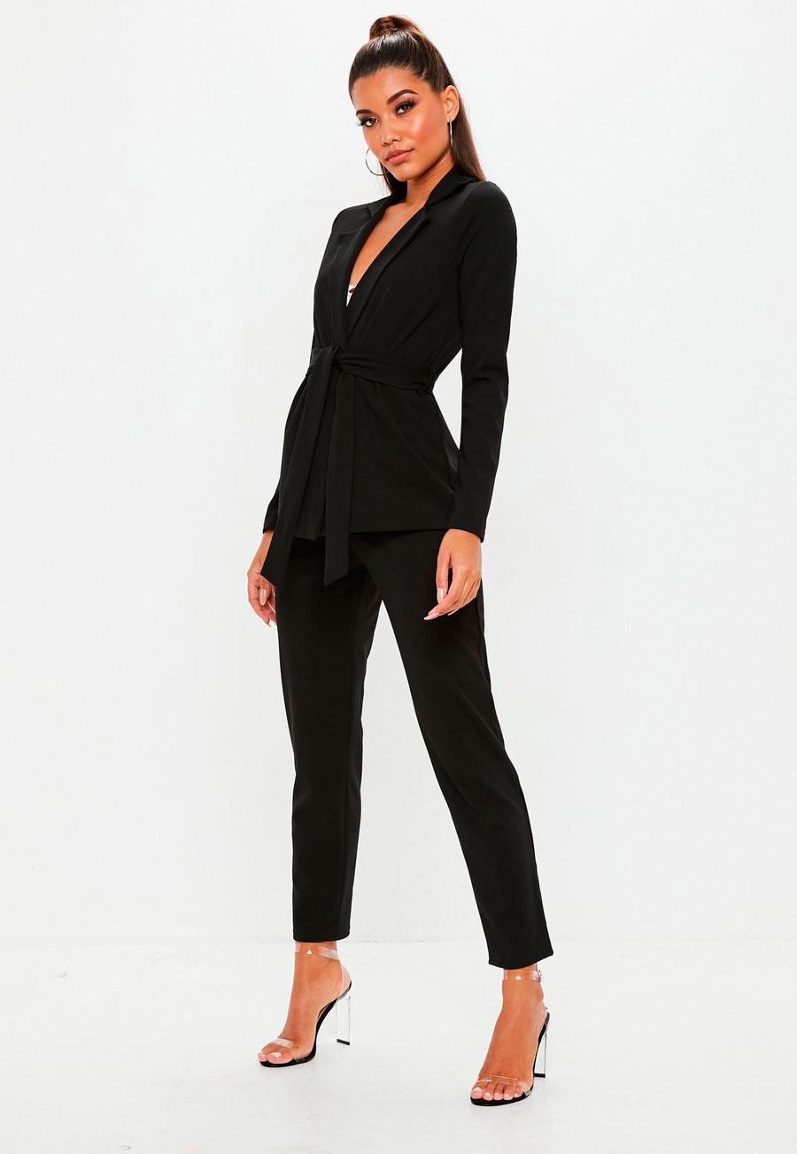 544b2827730 Trajes de chaqueta mujer de moda primavera verano 2019 - InStyle