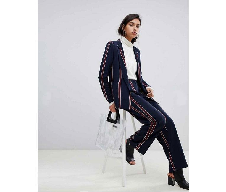 Página web oficial especial para zapato fábrica Trajes de chaqueta mujer de moda primavera verano 2019 - InStyle