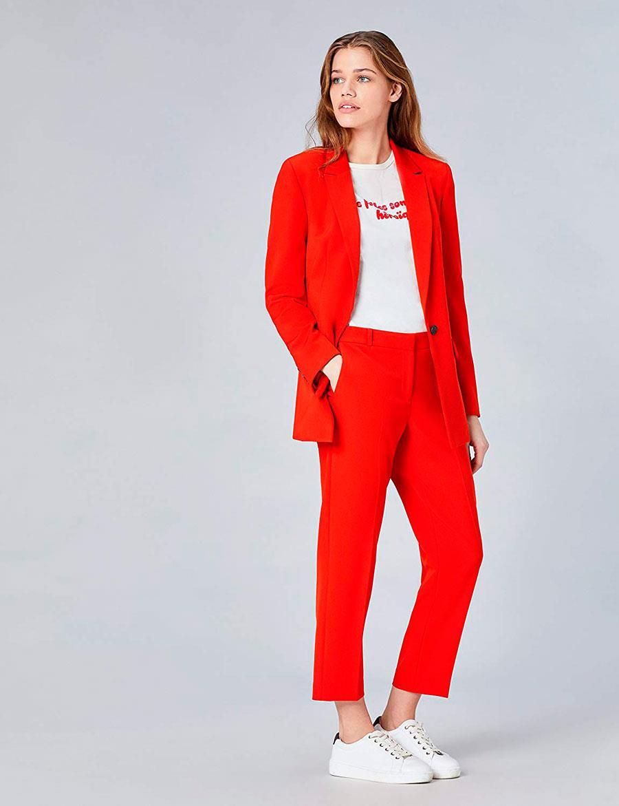 eeeadbbff Trajes de chaqueta mujer de moda primavera verano 2019 - InStyle