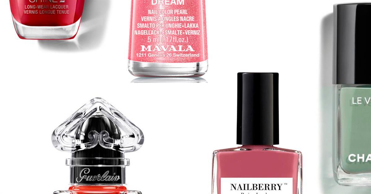 U as rosas y otros colores de u as y manicura de primavera for Tendencia de color de moda