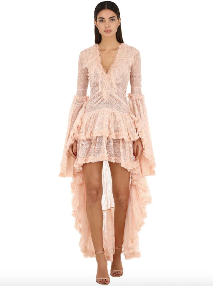 bd54a67c8 vestido-de-invitada-primavera-verano-2019-asimétrico. Vestido asimétrico