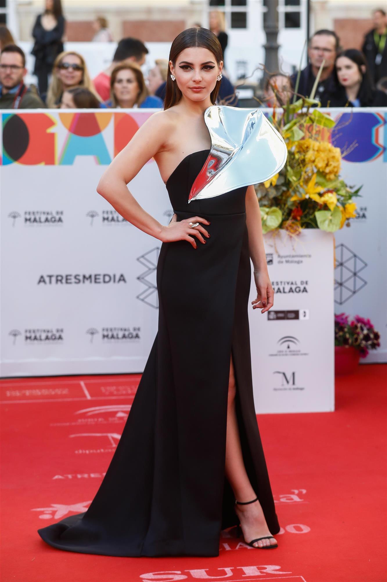 Ana Duato Piernas los mejores looks de la alfombra roja del festival de cine