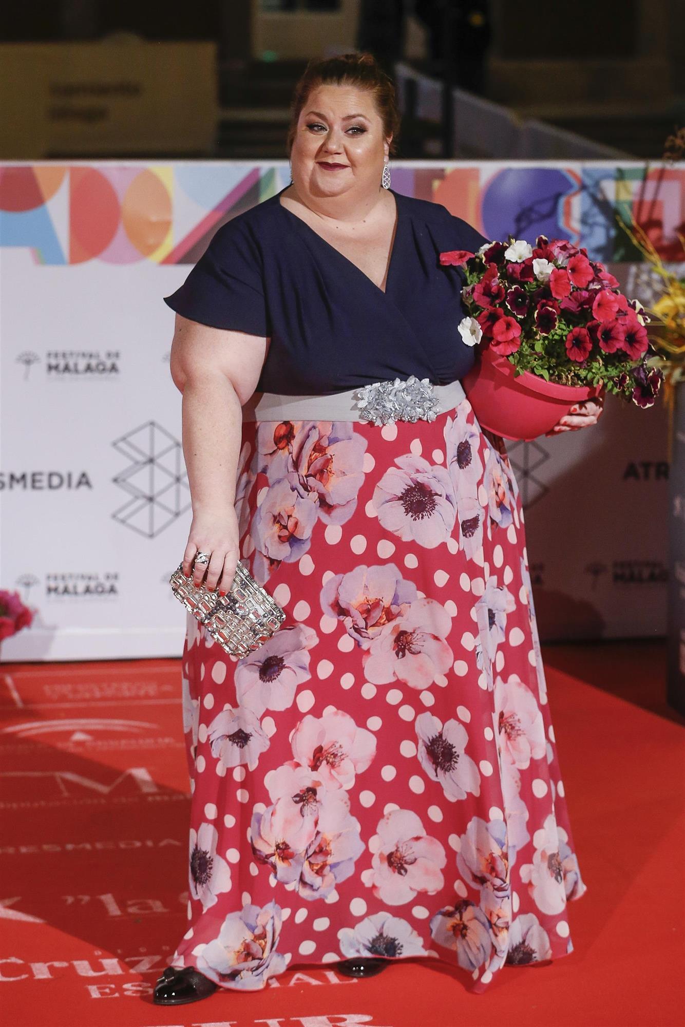 b09796700 Los mejores looks de la alfombra roja del Festival de Cine de Málaga ...