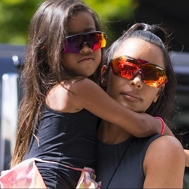 La hija de Kim Kardashian, North West, quiere ser: Youtuber