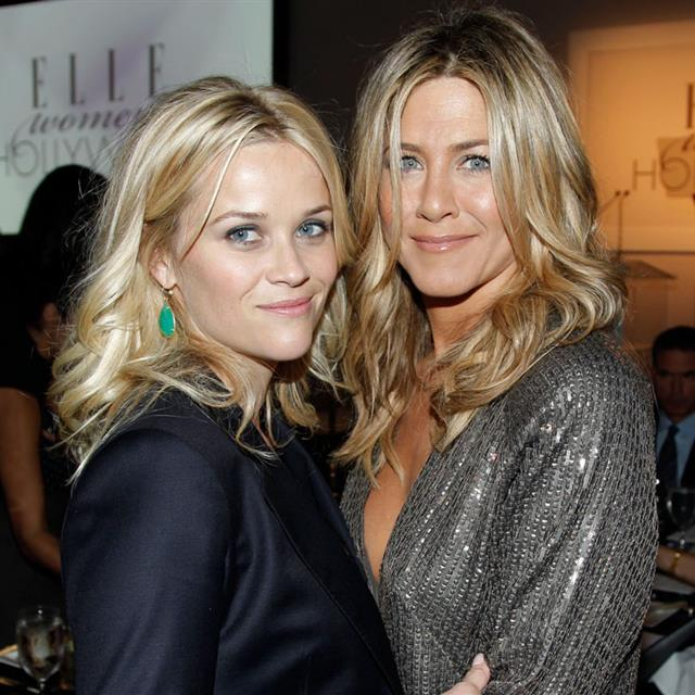 Jennifer Aniston y Reese Witherspoon quieren ser Susanna Griso y Ana Rosa Quintana