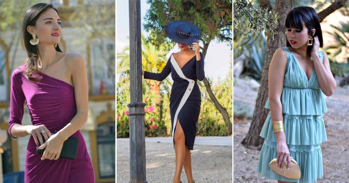 10c0cfcff Mariquita Trasquilá y otras marcas de vestidos de invitada de moda primavera  - InStyle