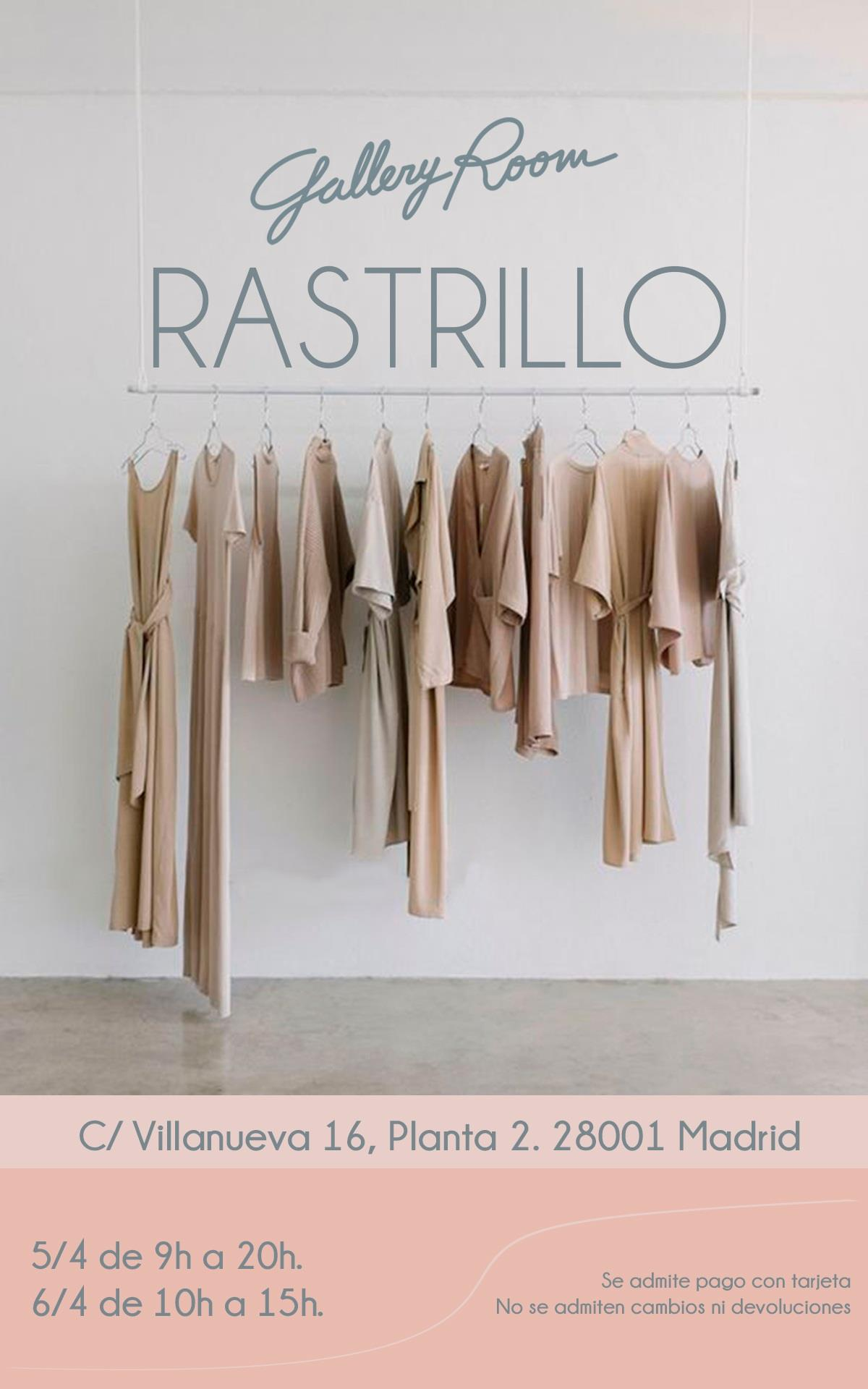 RASTRILLO GALLERY ROOM (MADRID)
