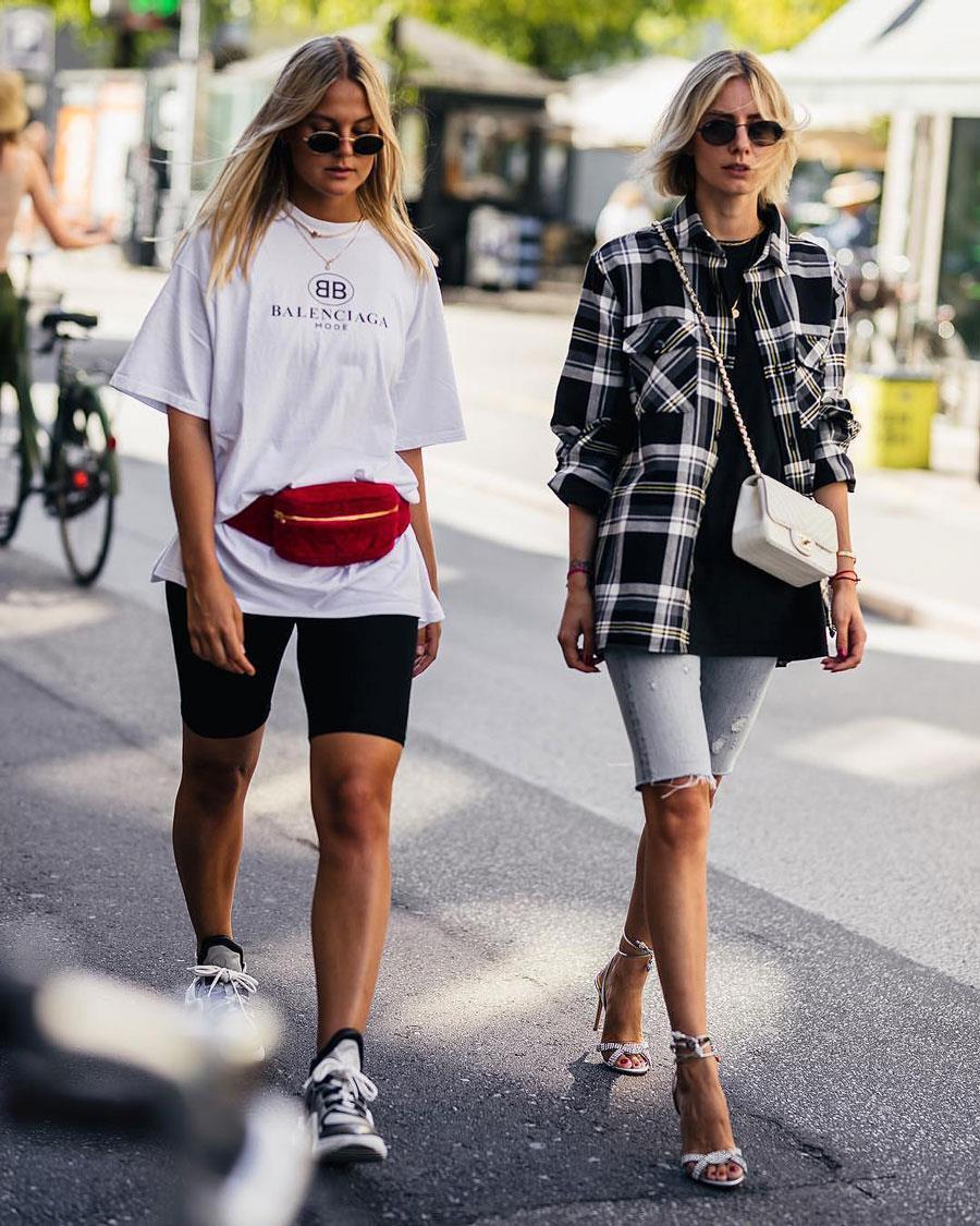 3cc18565e Mallas deportivas mujer: una de las tendencias de moda Primavera ...