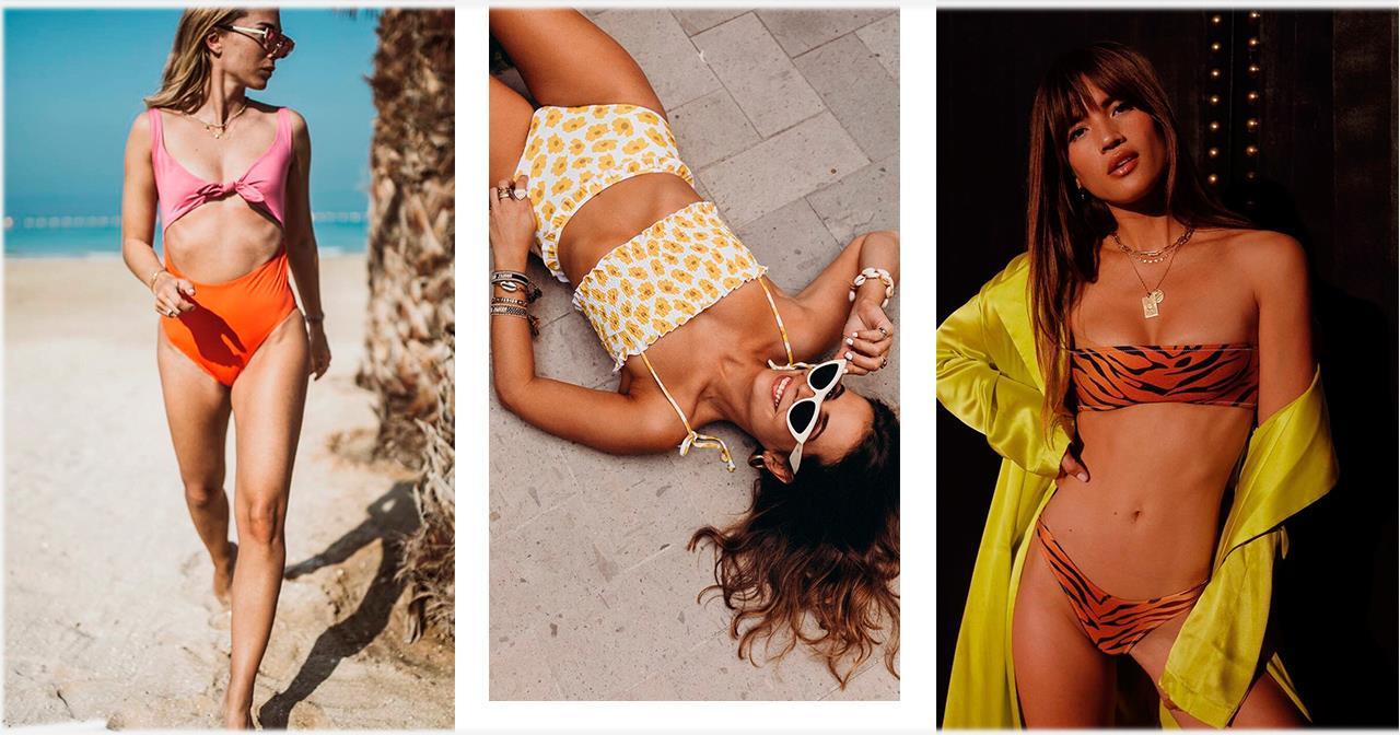 compras comprar la compra auténtico Bikinis y bañadores para chicas bajitas - InStyle
