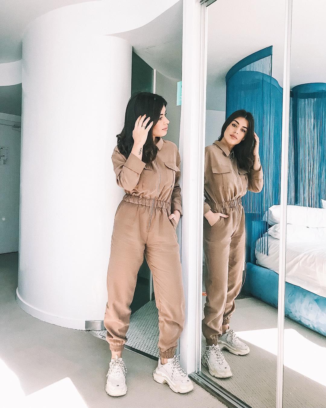 Monos Largos De Vestir De Moda Primavera 2019 Vistos En
