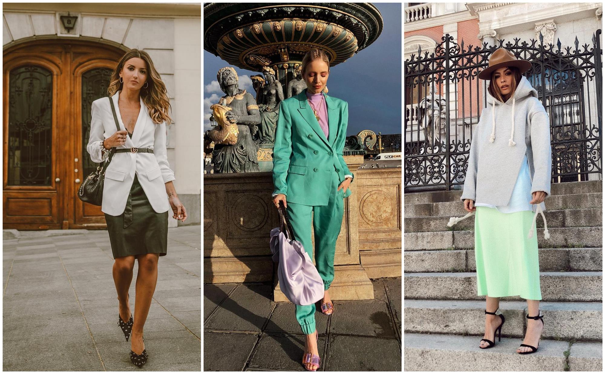 4b569019f Colores que mejor combinan con el verde para la primavera 2019 - InStyle