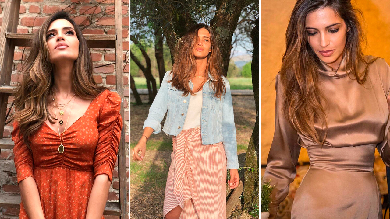 478bacb38809 Estilos de vestir de Sara Carbonero primavera verano en instagram ...