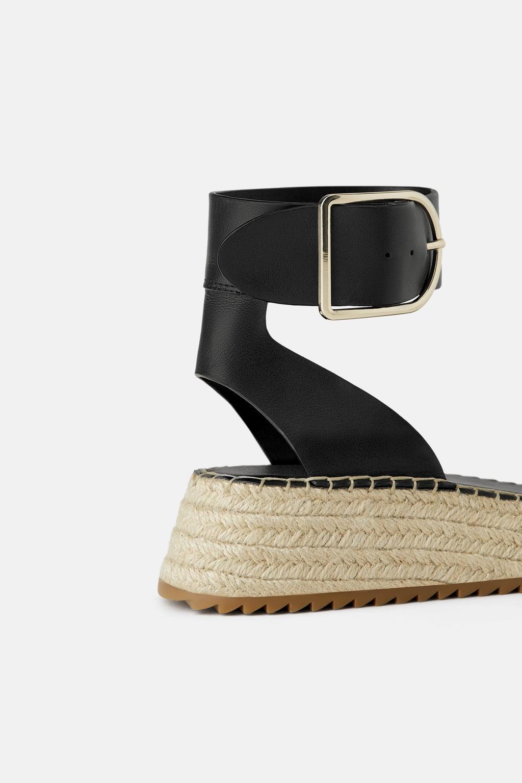 103aa414 Sandalias mujer Zara de moda primavera verano 2019 - InStyle