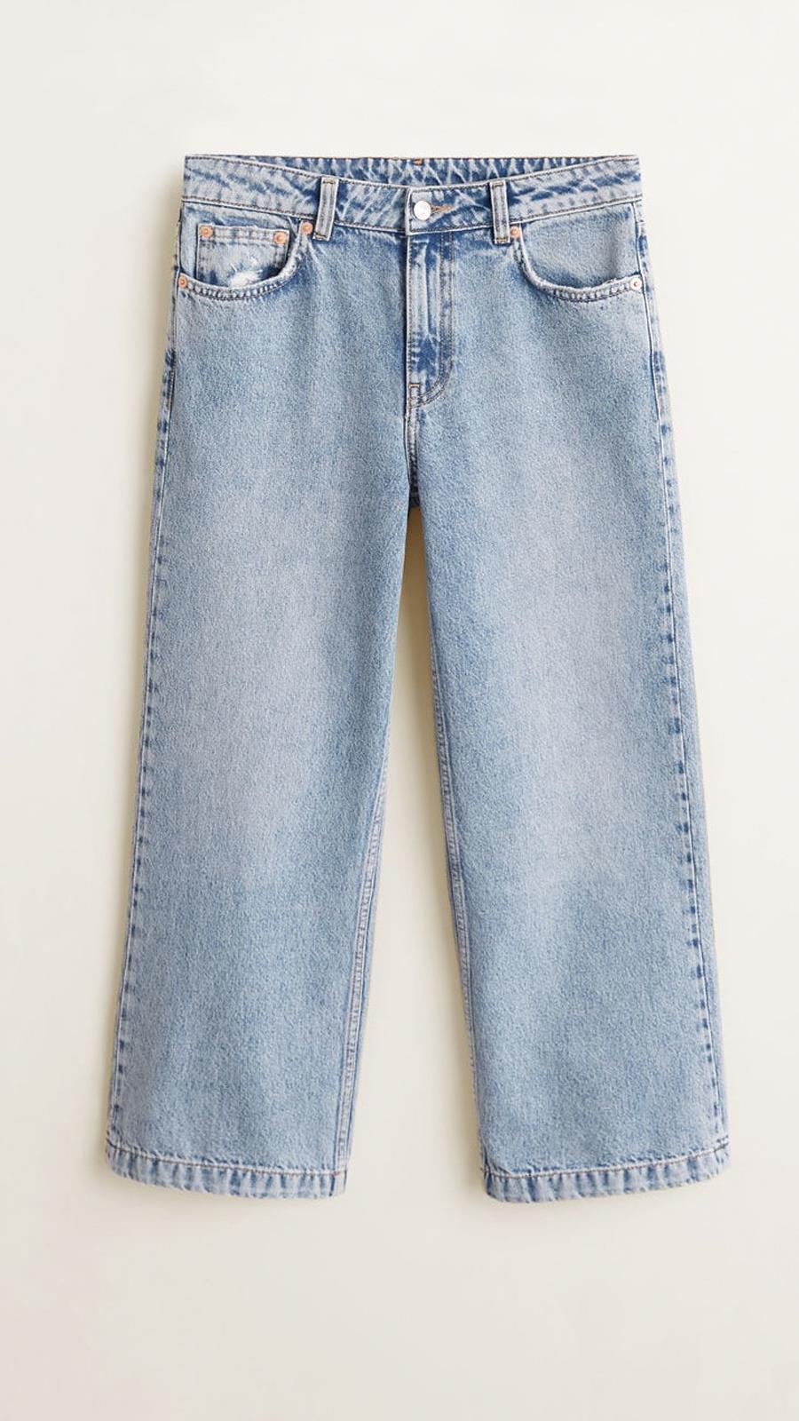 Como combinar pantalones vaqueros mujer esta primavera