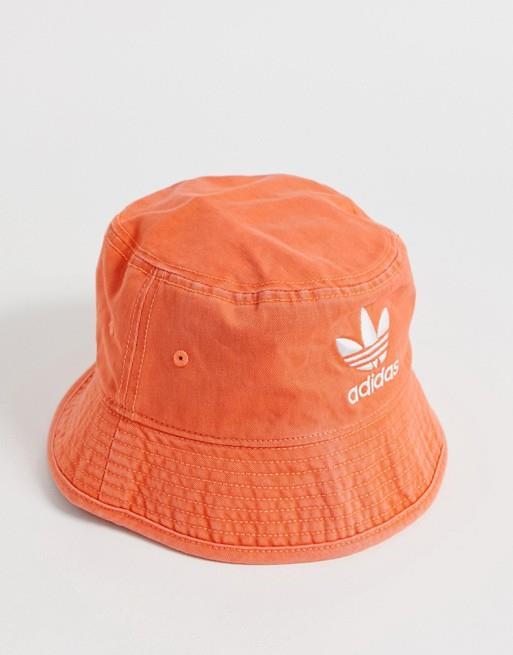 6004a86270cf0 Gorro pescador de color naranja