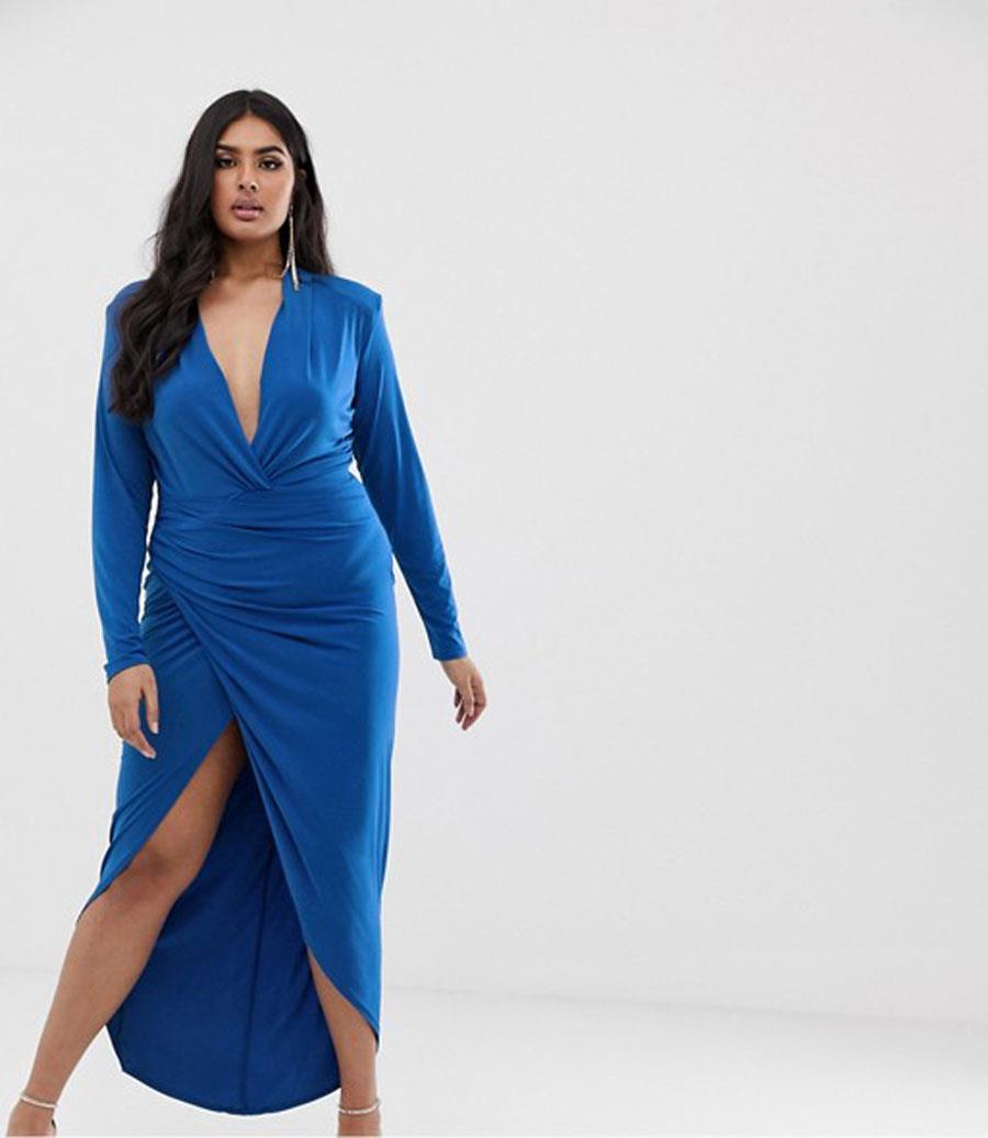 Vestidos De Fiesta Para Gorditas Moda Primavera Verano 2019