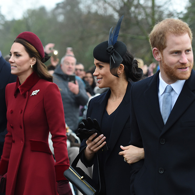 Meghan y Harry tienen un Instagram más 'cuqui' que Kate y William
