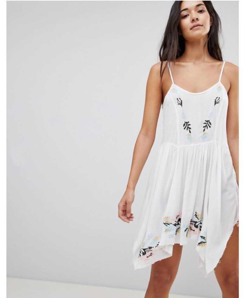 abacd72ae Vestidos de playa: vestidos para playa moda primavera verano 2019 ...