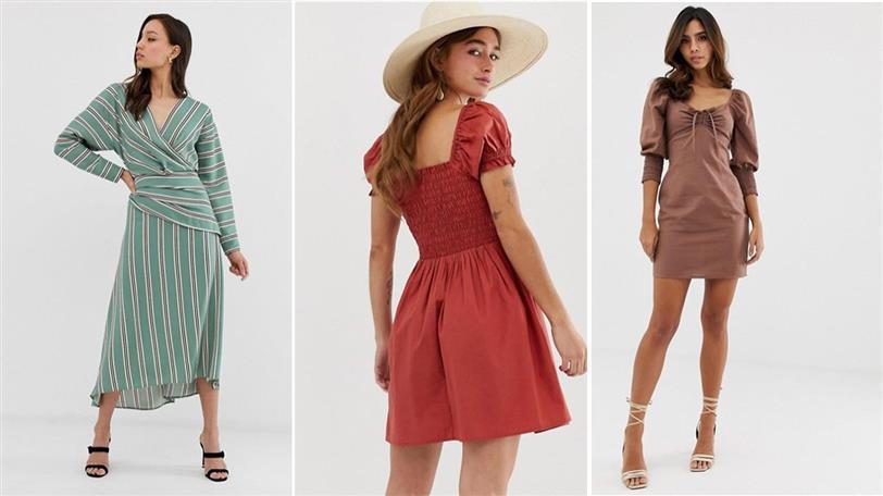 aade37b1d Vestidos de Asos en rebajas de moda primavera verano - InStyle