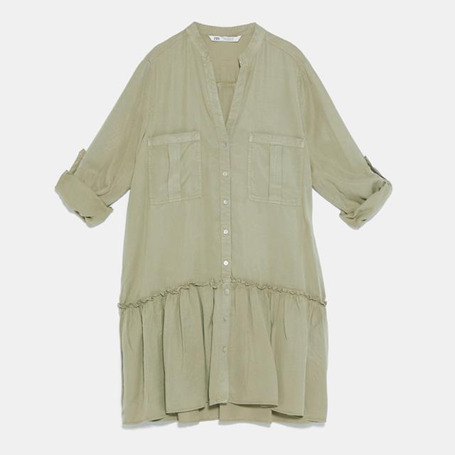 b4a4bb288 El vestido de Zara que no pasa de moda
