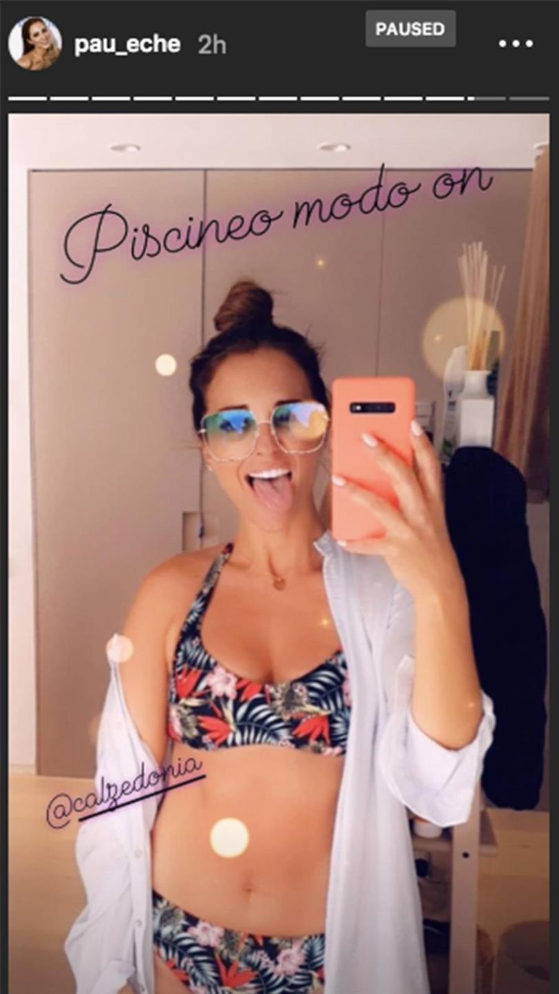 Paula Tropical Echevarría Infalible Instyle Un Tiene Bikini SVpzqUM