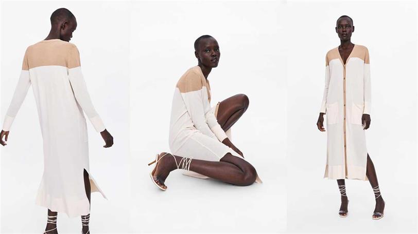 disponibilidad en el reino unido df3c8 e4d63 Chaquetas Zara mujer que puedes usar como vestidos largos ...
