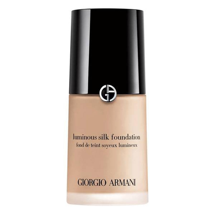 La mejor base líquida: Luminous Silk de Giorgio Armani Beauty