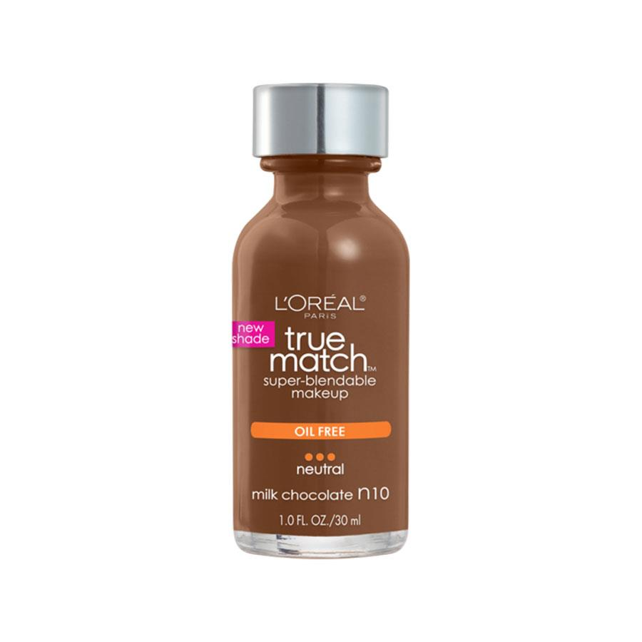La mejor base low cost: True Match Super Blendable Makeup de L'Oréal Paris