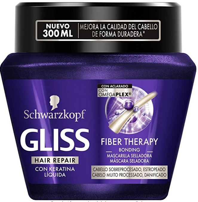 Mascarilla Gliss Fiber Therapy