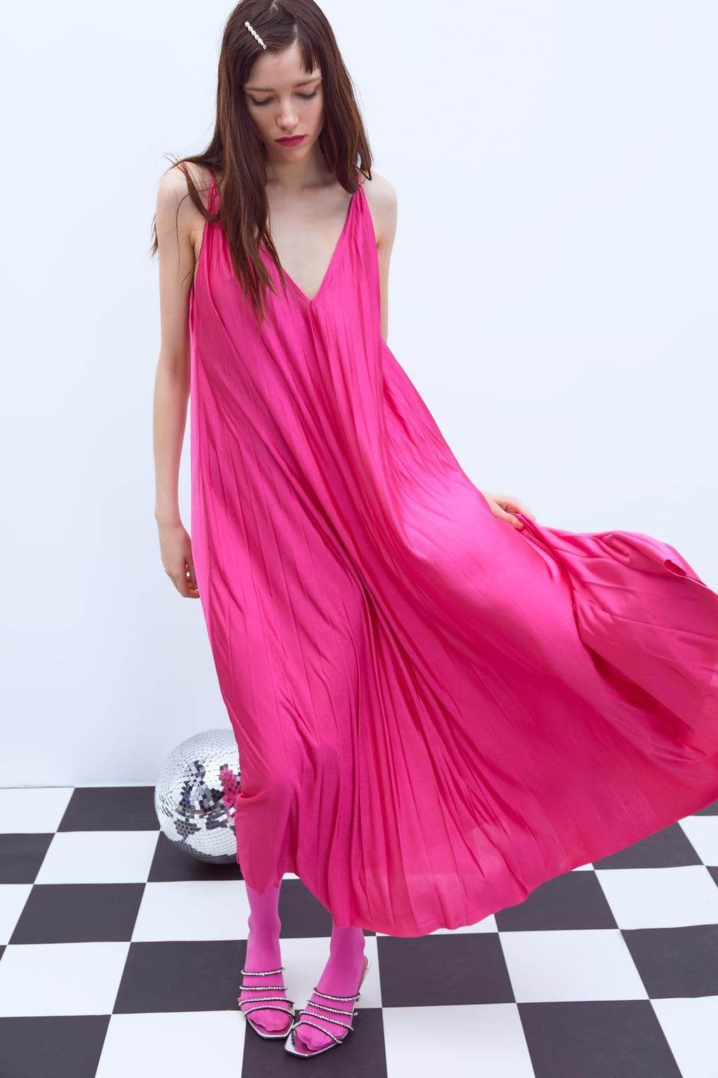 ae69199e12 vestido fiesta zara. Vestidos que disimulan tripa