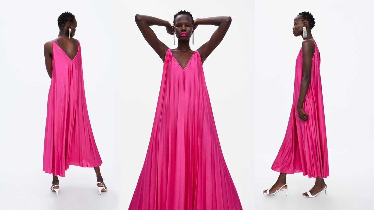 0f42b8f5209c Vestidos invitada boda: los modelos más bonitos de Zara, Mango ...