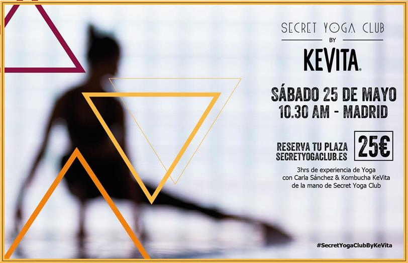 cartel secret yoga club kevita