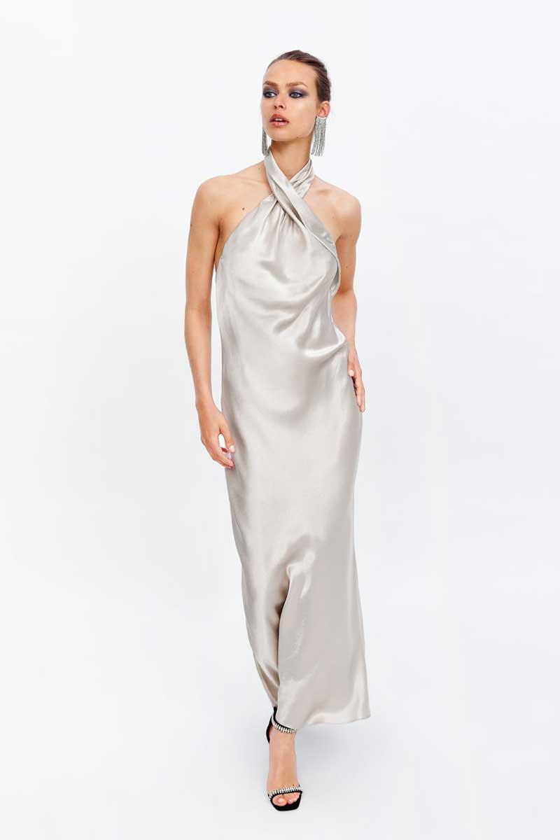 a2813e364 Vestidos fiesta Zara  vestidos de novia baratos