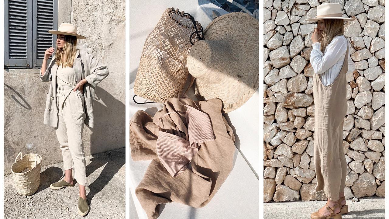 a429fe6244 El lino es el tejido de moda de la primavera y estas las prendas más ...