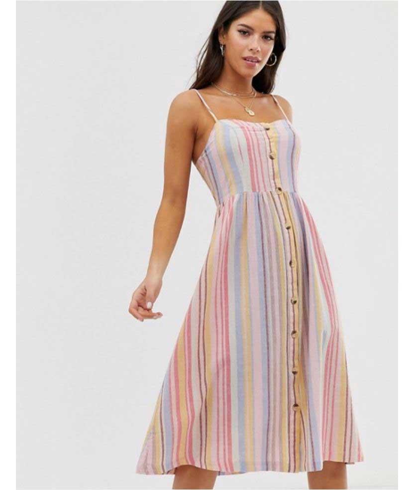 96d708749 Ropa de verano: telas para vestidos de verano, algodón, lino, seda ...