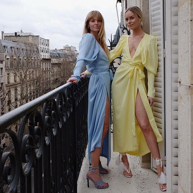 b945cac26 vestidos-camiseros-jeanette-madsen 2. El vestido que necesitas esta  primavera 2019