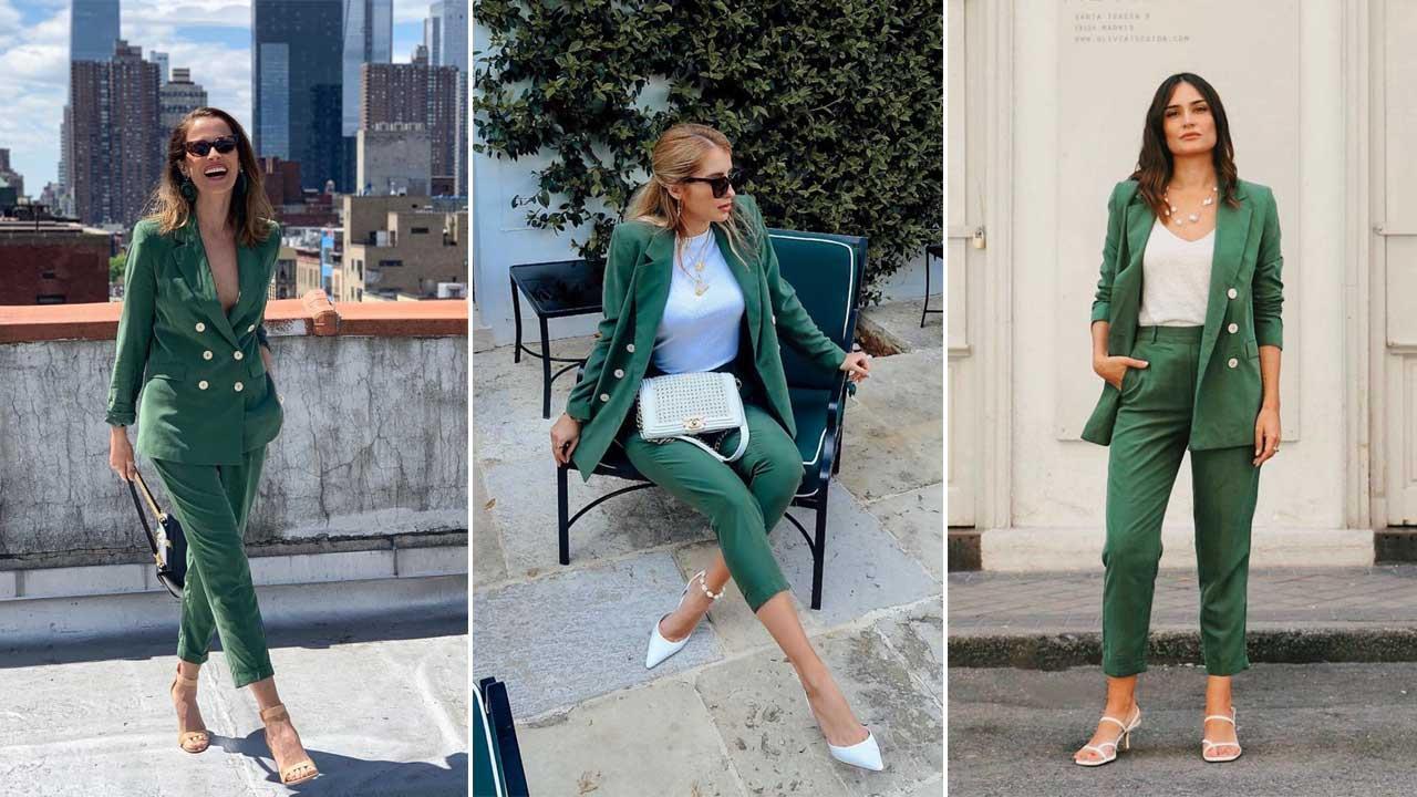 minorista online nuevo lanzamiento sitio web profesional Traje de chaqueta mujer Mango: el nuevo viral de moda 2019 ...