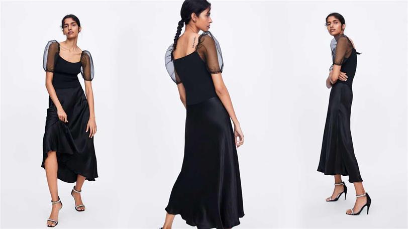 en venta el precio más baratas fábrica Tops de fiesta Zara: el top de Zara con la tendencia de moda ...