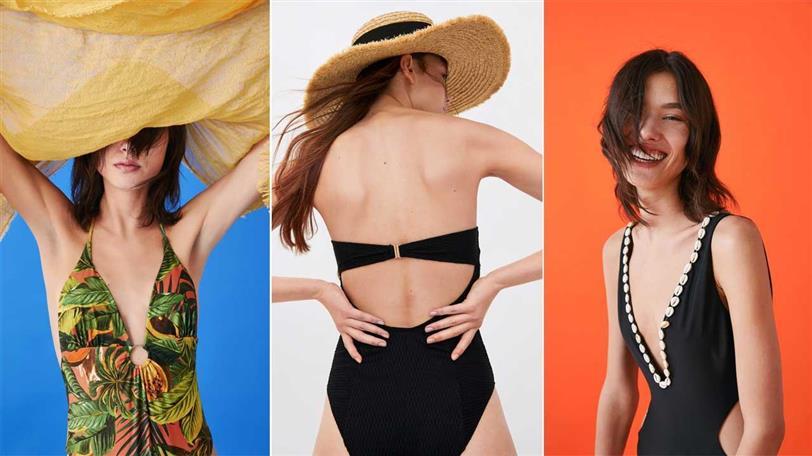 82c267537656 Zara bañadores: Zara online rebaja sus bañadores mujer de moda ...