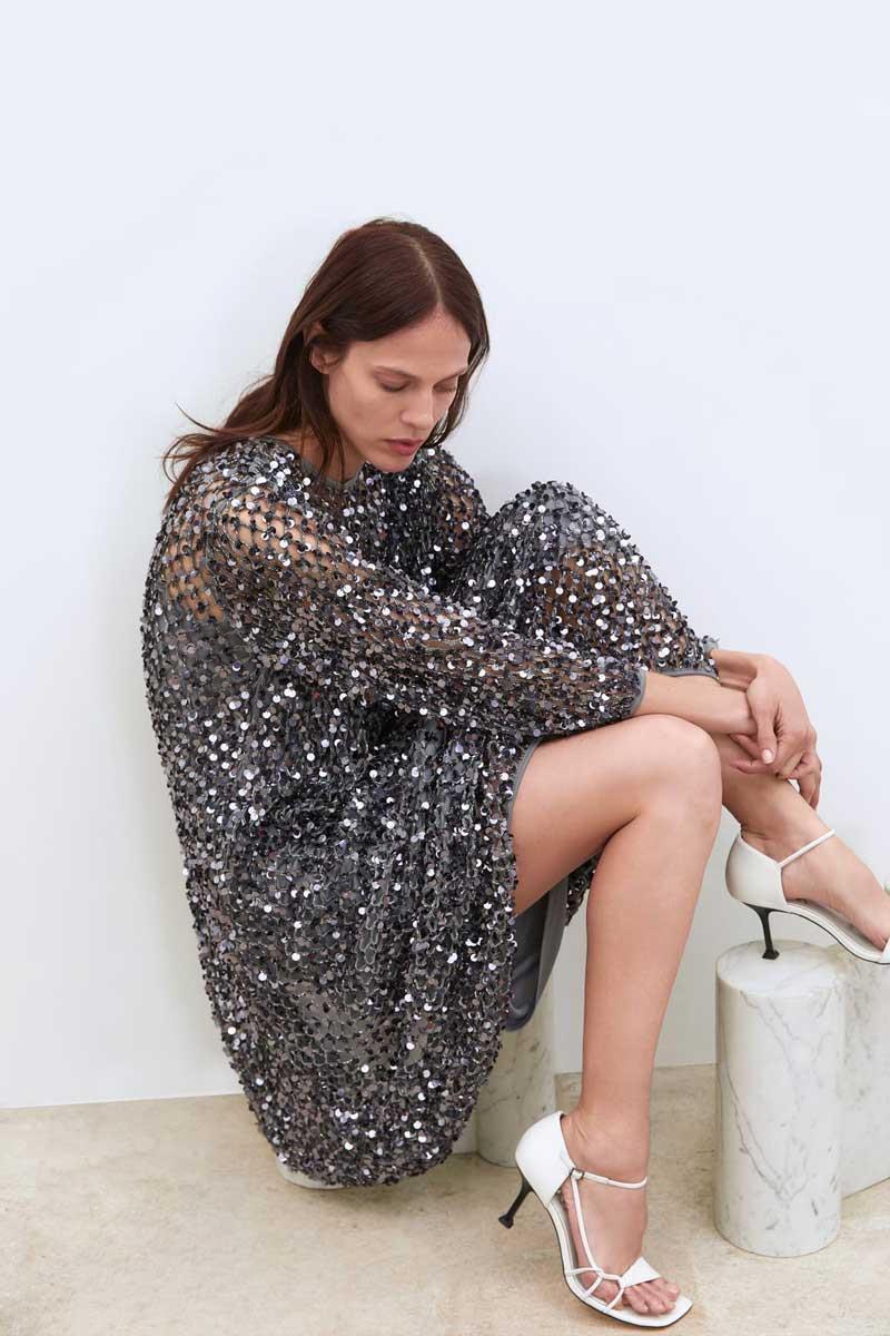 83cadd267a Vestidos de Zara para ser la invitada perfecta
