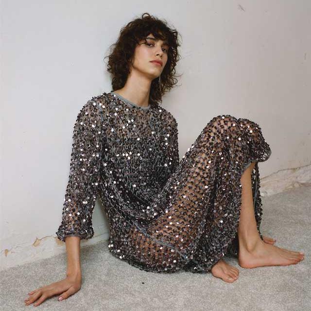 5886d57f El vestido de invitada de Zara perfecto vuelve a tener tallas