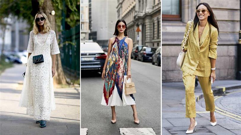d87837442 Moda verano 2019: 20 tendencias en vestidos, looks, complementos y ...