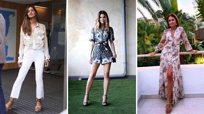 c7149dad5de0 Cómo combinar ropa para parecer más delgada de moda verano 2019 ...