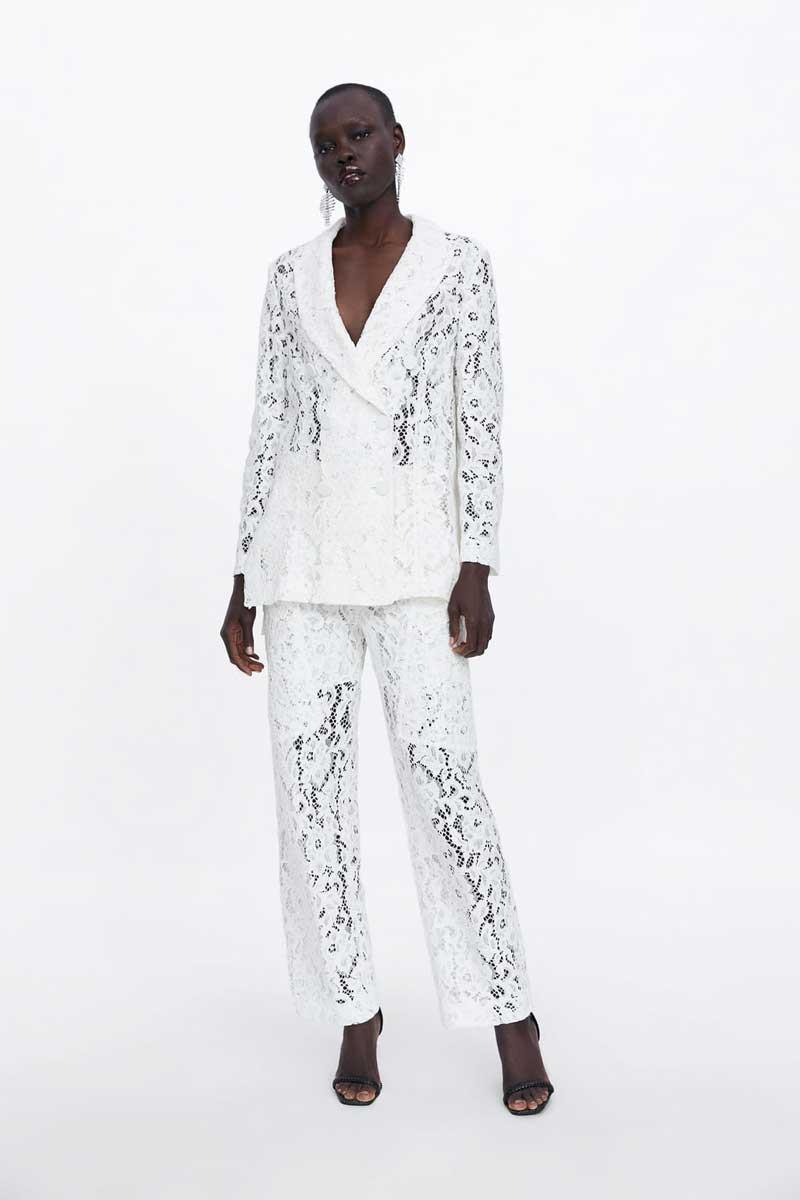duradero en uso Nueva York elegir despacho Este traje chaqueta mujer es más bonito que todos los ...